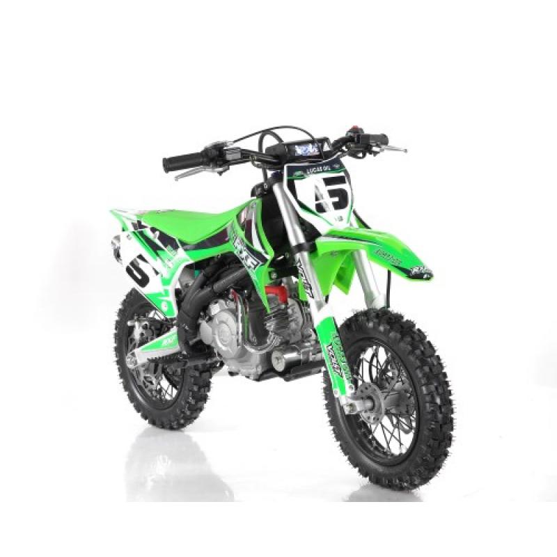 Kids 60cc RXF Racing™ Mini Dirt Bike -  Green