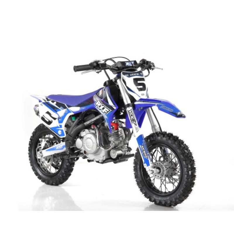 Kids 60cc RXF Racing™ Mini Dirt Bike - Blue