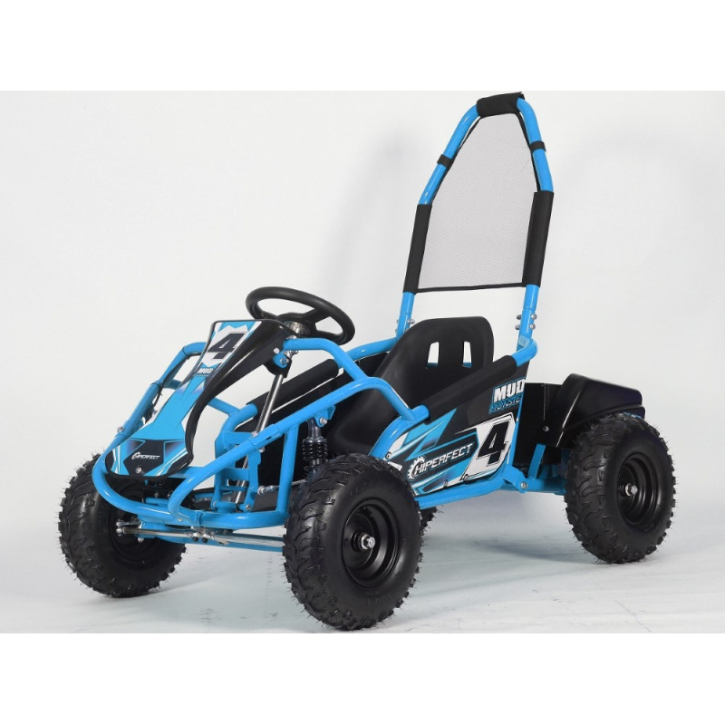 Kids Mud Monster Electric Go Kart 1000w
