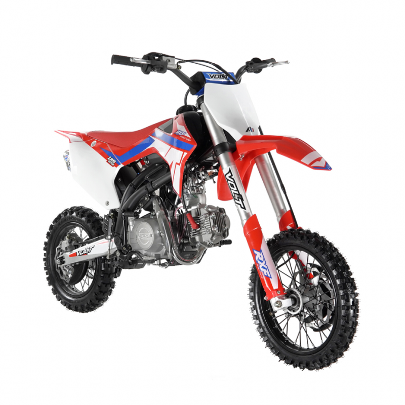 "Open 140cc RXF Racing™ Pit Bike - 14""/ 12"""