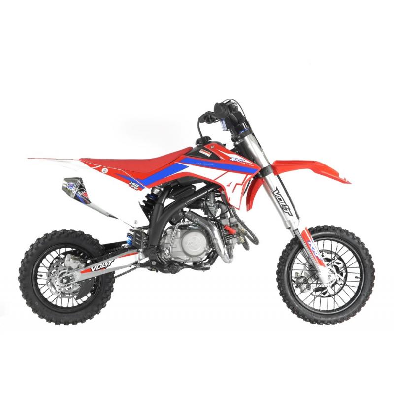 "Open 140cc RXF Racing™ Pit Bike - 14""/ 12"""