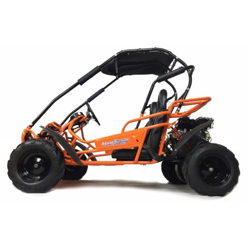 Orange Hammerhead™ Mudhead™ Reverse 208R Junior Off Road Buggy