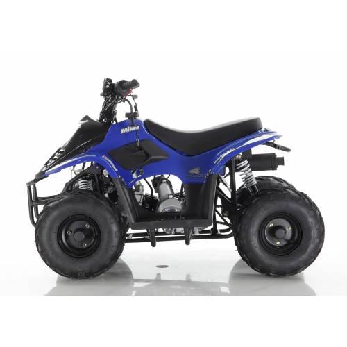 Mikro 70cc Kids Quad Bike Blue