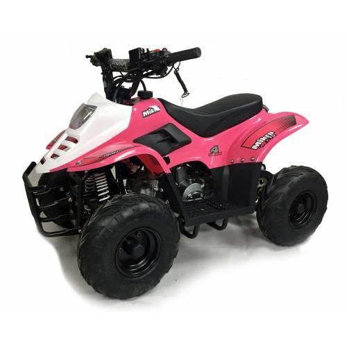 Orion Mikro 70cc Kids Quad Bike Pink