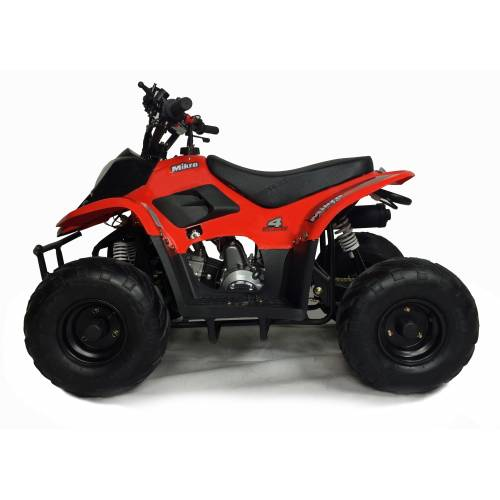 Mikro 70cc Kids Quad Bike Red
