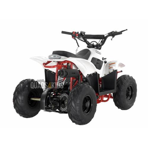 Orion Mikro 70cc Kids Quad Bike White
