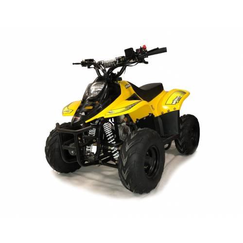 Mikro 70cc Kids Quad Bike Yellow