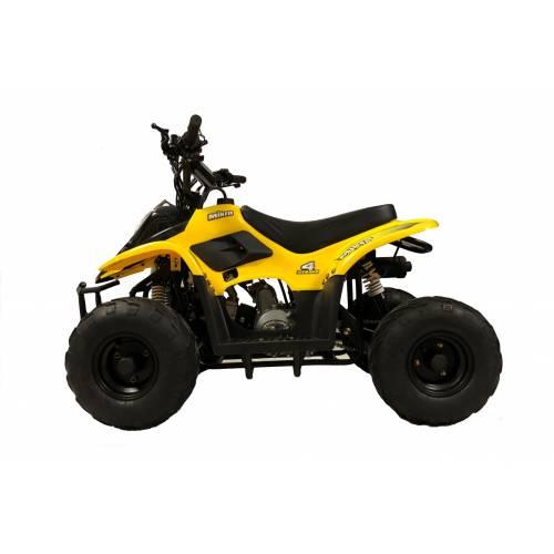 Orion Mikro 70cc Kids Quad Bike Yellow