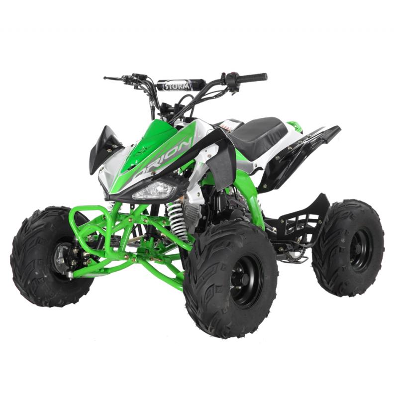 Orion Panther 110cc Quad Bike BLACK & GREEN