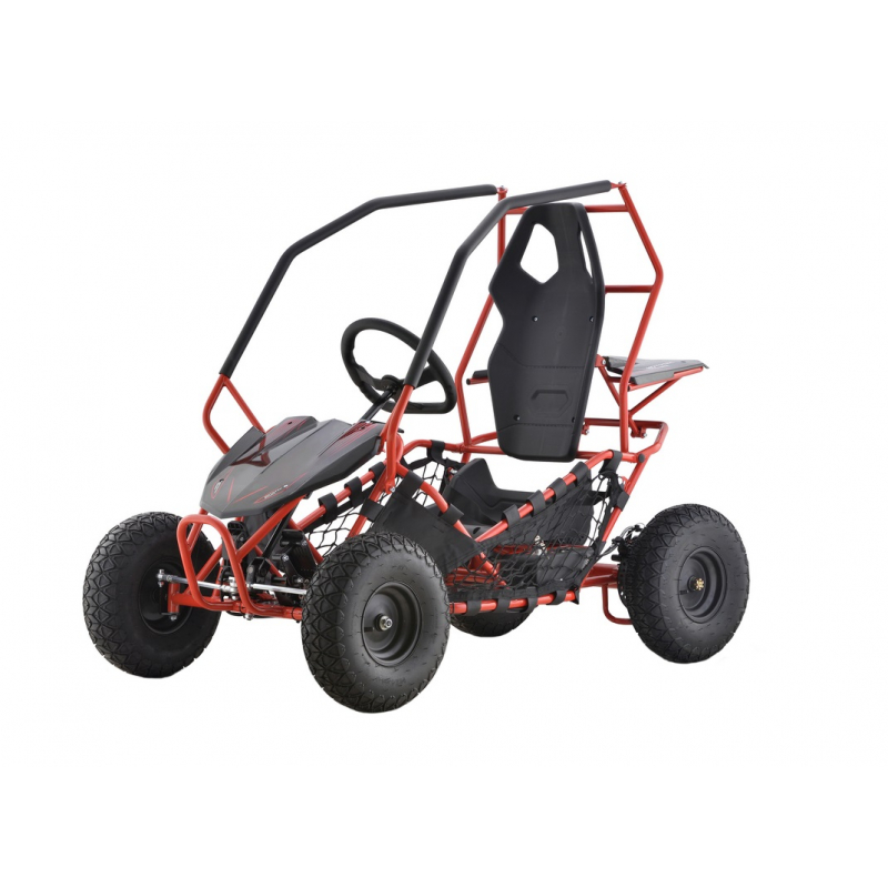 Red 500w Kids Electric Off Road Buggy
