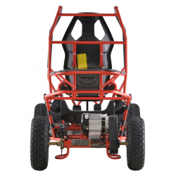 Red Kids Electric Off Road Buggy