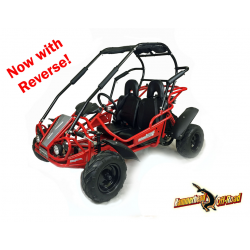 Red Hammerhead™ Mudhead™ Reverse 208R Junior Off Road Buggy