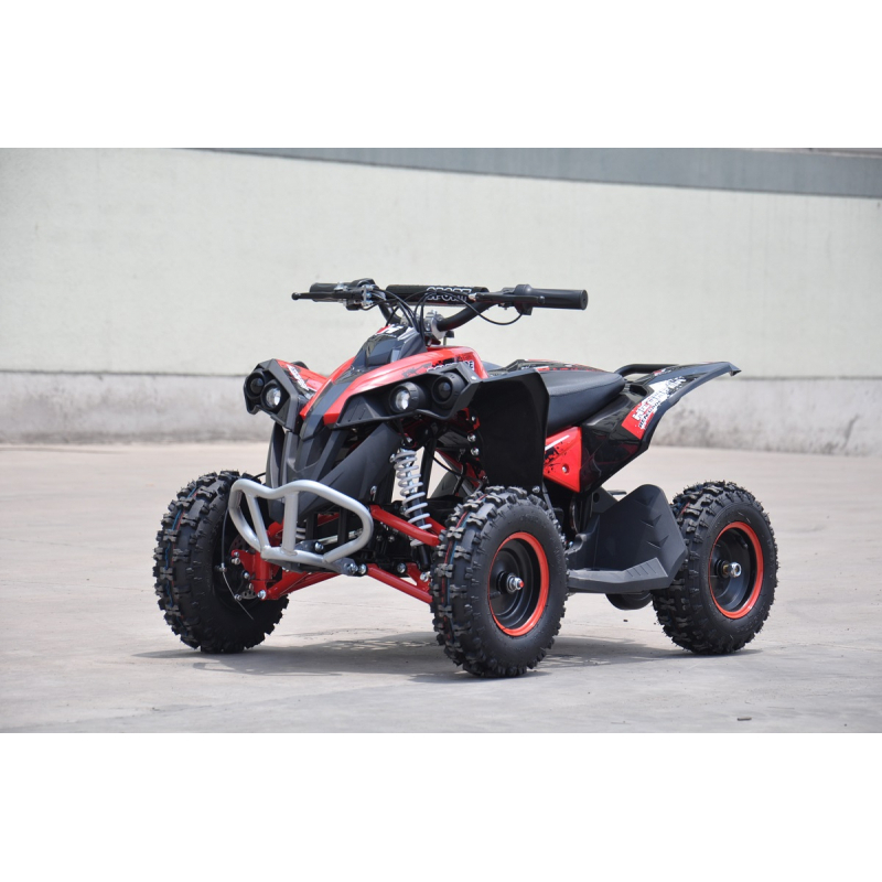 Renegade 1000w 36v Kids Electric Quad Bike - Red