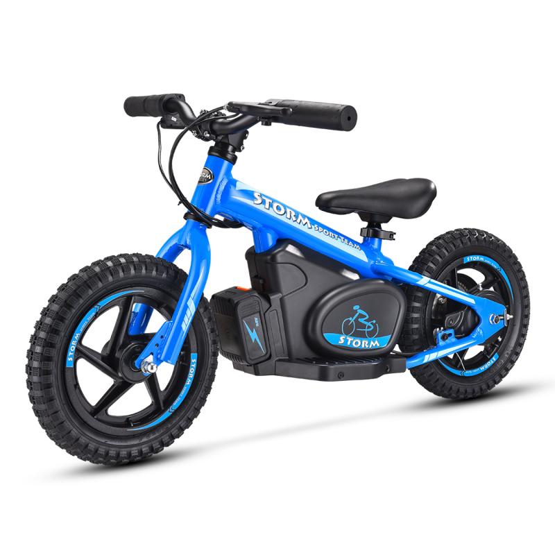 "Storm 12"" Kids 100w Electric Balance Bikes"