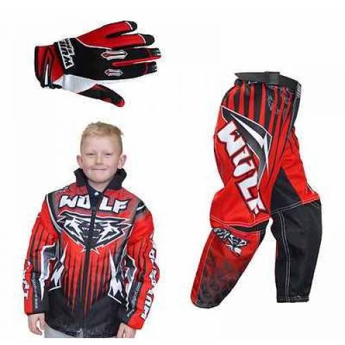 Wulfsport Kids Clearance 2018